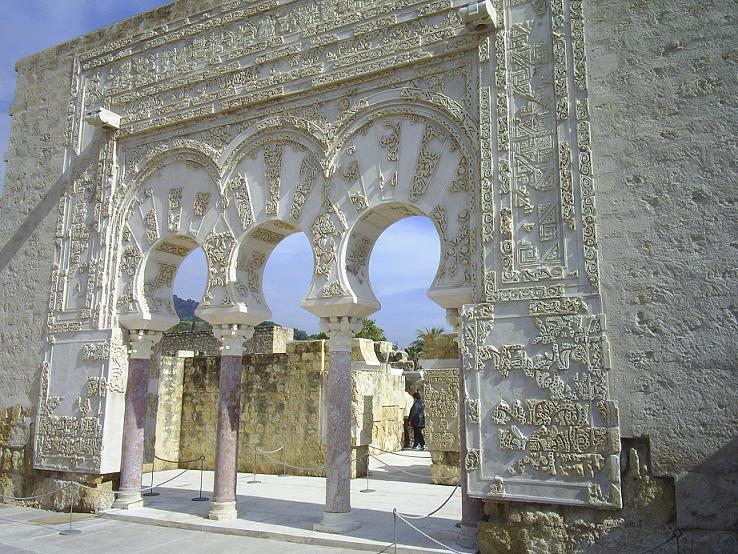 Conheça a Medina Azahara em Córdoba