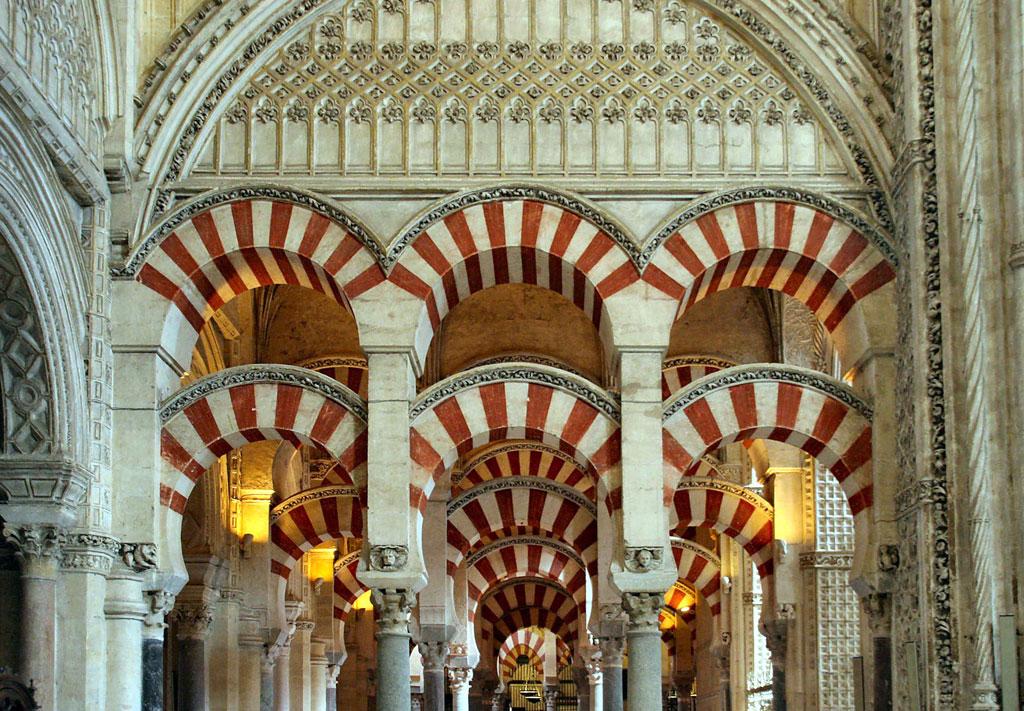 Colunas da Mesquita de Córdoba