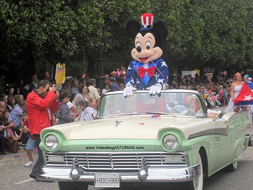 62º Dia da América de Astúrias em 2012