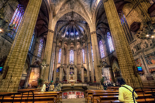 Pontos Turisticos Da Espanha Barcelona