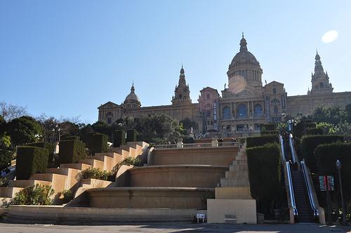 Museu Nacional de Arte da Cataluña (MNAC)