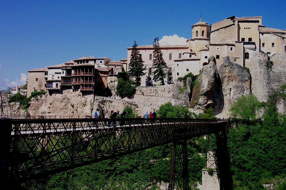 Casas Colgadas de Cuenca, Espanha