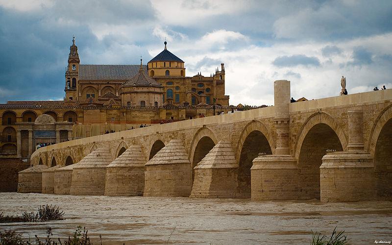 Ponte romana e catedral