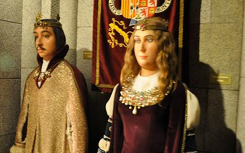 O Museu de Cera de Madri