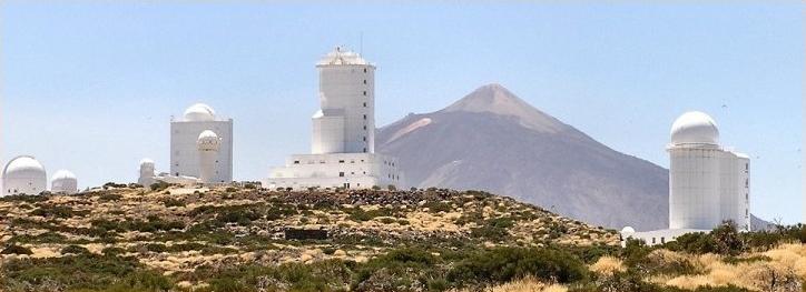 observatorio de teide