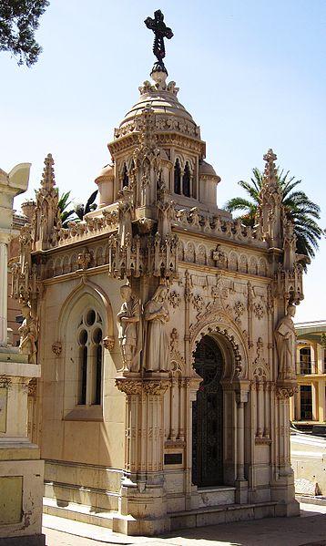 Mausoleo de Rito Baquero