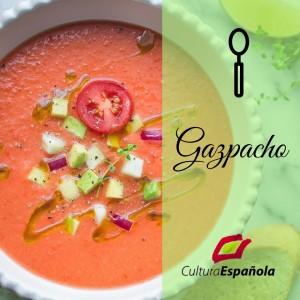 Culinária Espanhola - Gazpacho - Internet