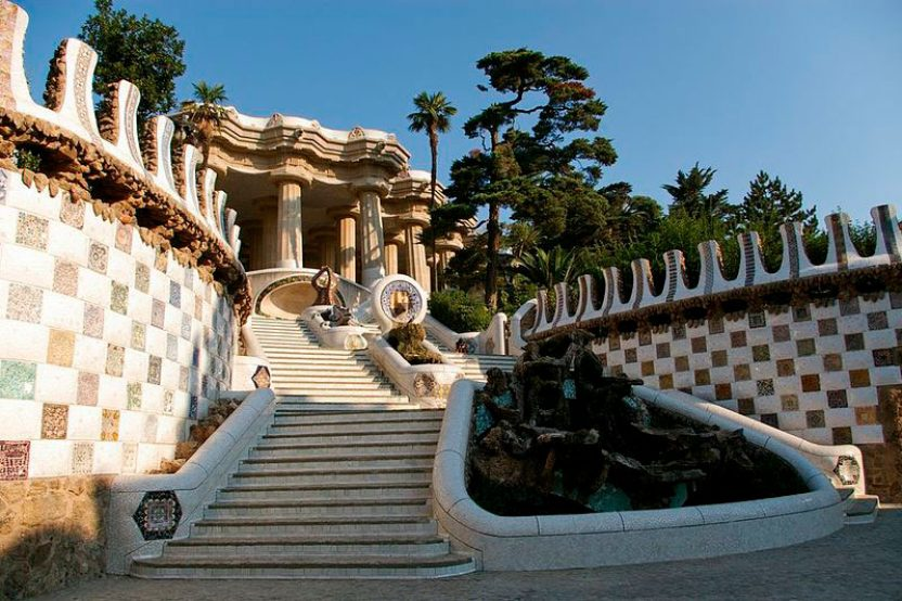 parque guell 2