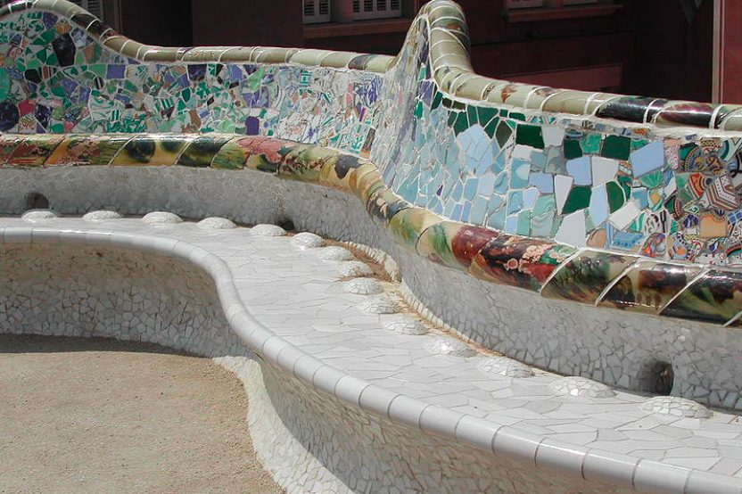 parque guell 4