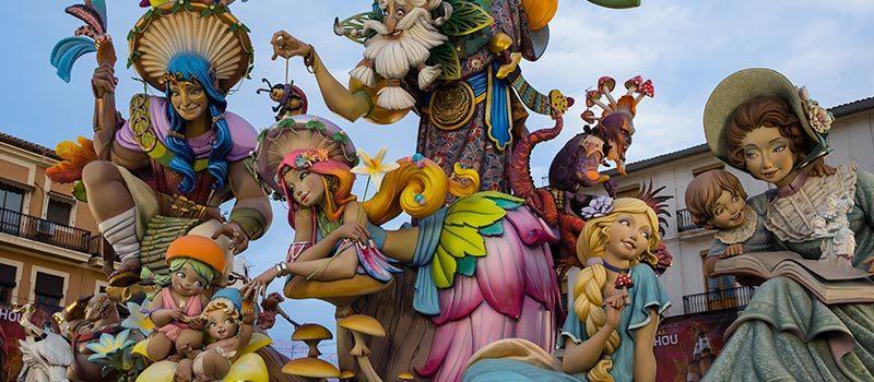 "Conheça Las Fallas - O ""carnaval"" de Valência"