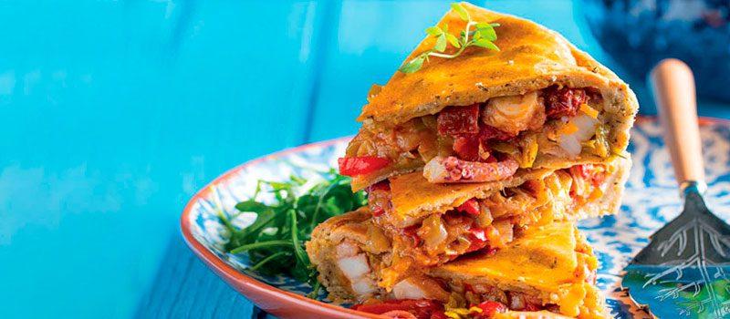 Conhece a empanada gallega?
