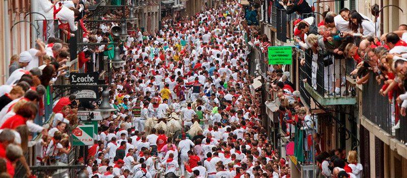 Festa de San Fermín - A Corrida de Touros