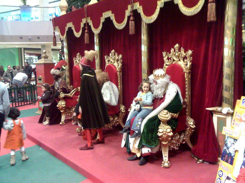 Os costumes do Natal da Espanha