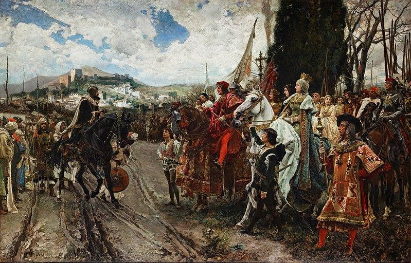 Os Reis Católicos da Espanha