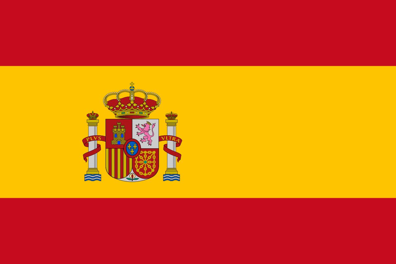 """A Bandeira da Espanha: a """"rojigualda"""""""