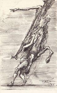 Salvador Dali, Don Quixote de la Mancha – the Illustrated Modern Library (1946)
