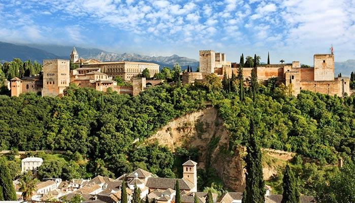 Lendas da Espanha: Andaluzia
