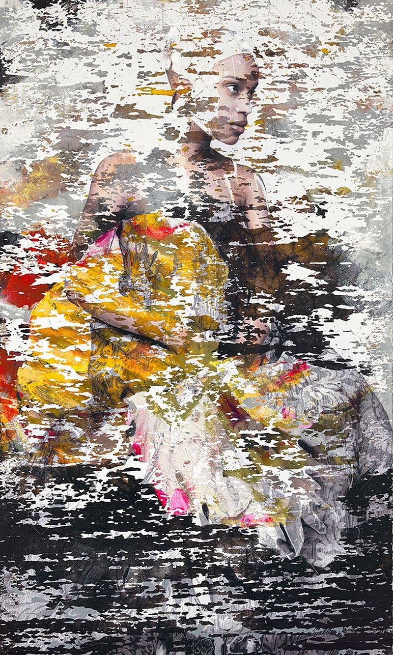 Lita Cabellut, a admirável artista espanhola que conquistou o mundo