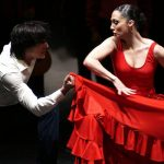 Bailaores de flamenco