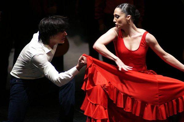O drama e a emoção do flamenco