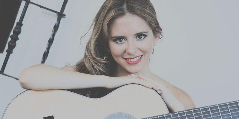 Mabel Millán: a jovem musicista e sua guitarra espanhola
